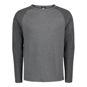 Heather Athletic Long Sleeve Tee Thumbnail