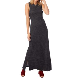 Women's Eco-Jersey Side Slit Maxi Tank Dress Thumbnail