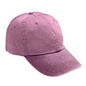 Adult Solid Low-Profile Pigment-Dyed Cap Thumbnail