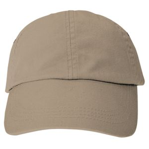 Adult Solid Low-Profile Twill Cap Thumbnail