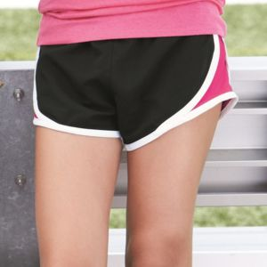 Girls' Velocity Running Shorts Thumbnail