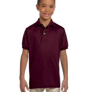 Youth 5.6 oz. SpotShield™ Jersey Polo Thumbnail