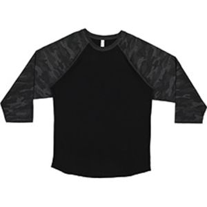 Men's Baseball Fine Jersey T-Shirt Thumbnail