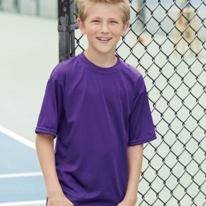 Youth Performance Wicking Short Sleeve T-Shirt Thumbnail