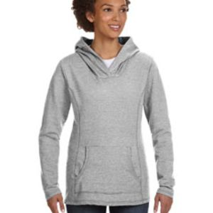 Ladies' Hooded French Terry Thumbnail