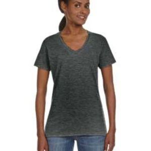 Ladies' Lightweight V-Neck T-Shirt Thumbnail
