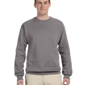 Adult 8 oz. NuBlend® Fleece Crew Thumbnail