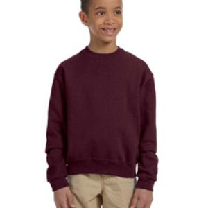 Youth 8 oz. NuBlend® Fleece Crew Thumbnail