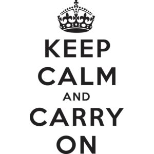 Keep Calm and Carry On Thumbnail