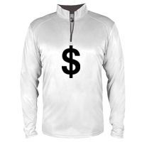 B-Core Youth Quarter-Zip Pullover Thumbnail