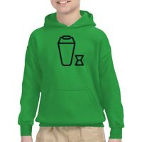 Youth Heavy Blend™ 8 oz., 50/50 Hood Thumbnail
